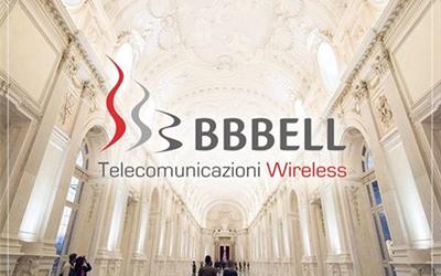 BBBell amplia e potenzia la rete WI-FI alla Reggia di Venaria
