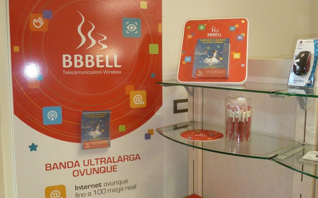 BBBell incrementa la sua presenza sul territorio piemontese con la nascita di 14 negozi affiliati BBService e BBPoint