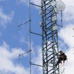 Operatore su Traliccio - Antenne