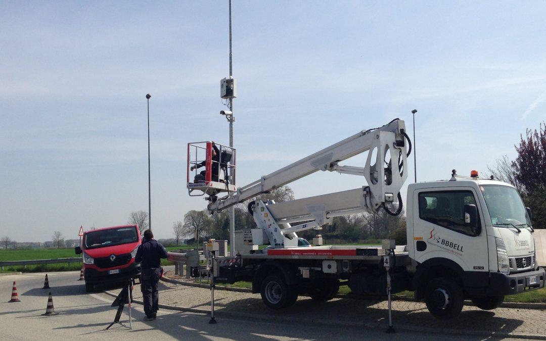 BBBell rafforza il Progetto di Videosorveglianza del Comune di Druento: maggior sicurezza per il territorio e i cittadini