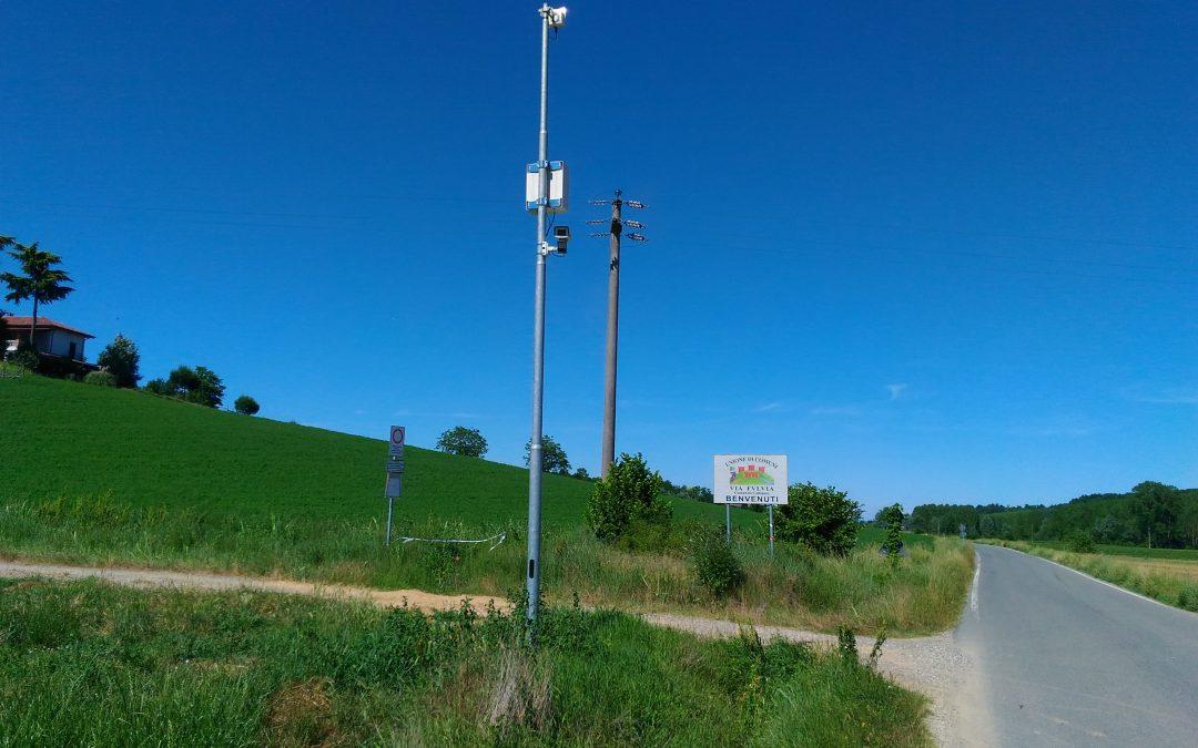 Il Comune di Masio attiva il servizio di videosorveglianza targato BBBell per la sicurezza del territorio e dei cittadini