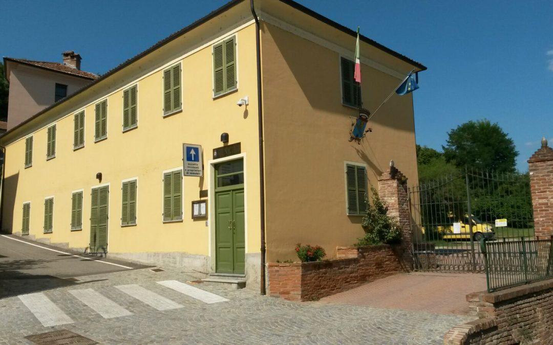 Videosorveglianza a Baldichieri d'Asti