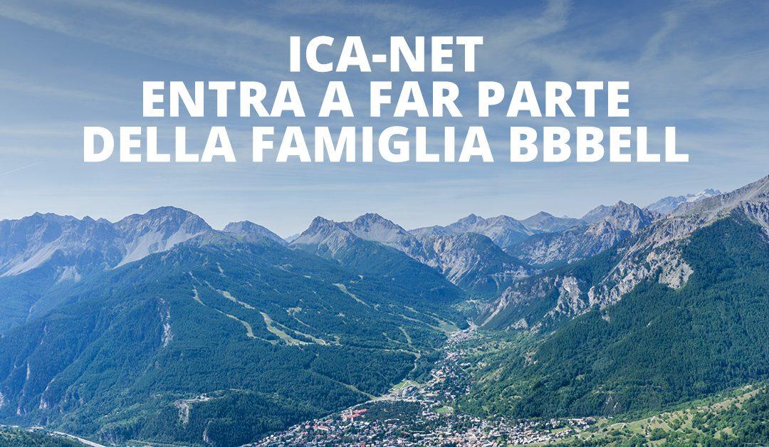 Acquisito il ramo d'azienda ICA-NET